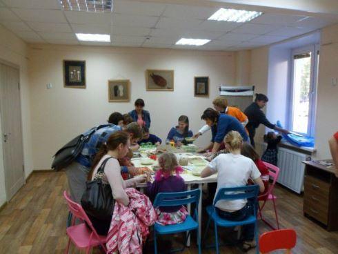Инклюзивный Центр семьи и детства «Мы вместе»